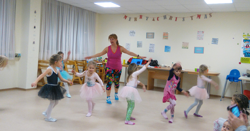 Details zu Kreativer Kindertanz - Hip Hop & Breakdance